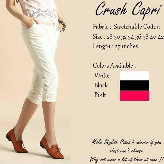 Crush Capri