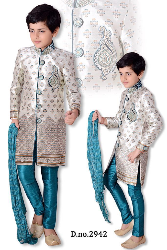 Boys Designer Wear Kurta